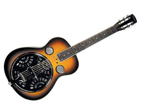 Trinity River RSN1AS Mudslide Resonator Guitar