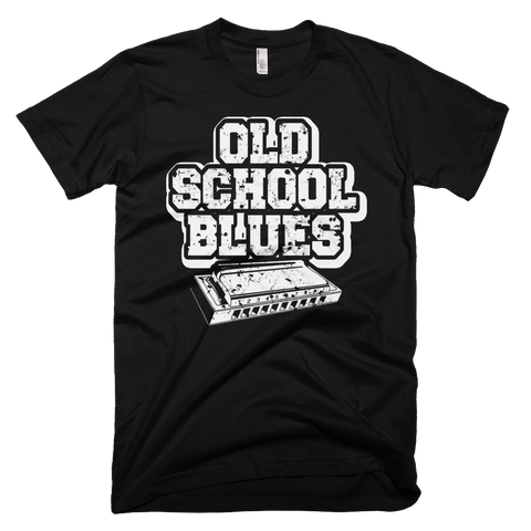 Old School Blues T-Shirt