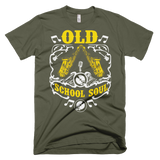 Old School Soul Graphic T-Shirt