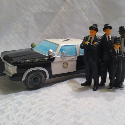 Blues Brothers 2000 Cookie Jar