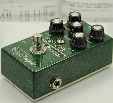 F-6 Overdrive Effects Pedal