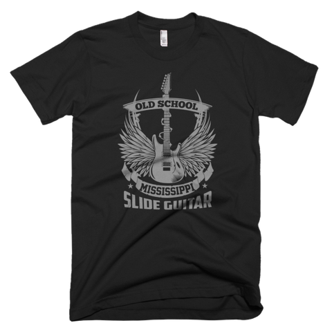 Mississippi Slide Guitar Men's t-shirt