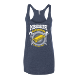 Mississippi Saxophone Women's Tank Top T-Shirt