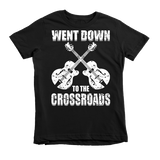 Went Down To The Crossroads Short Sleeve Children's T-Shirt