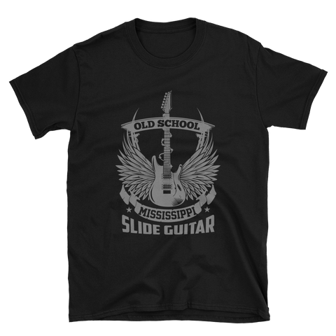 Mississippi Slide Guitar T-Shirt