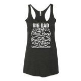 Big Bad Wolf Women's Tank Top T-Shirt