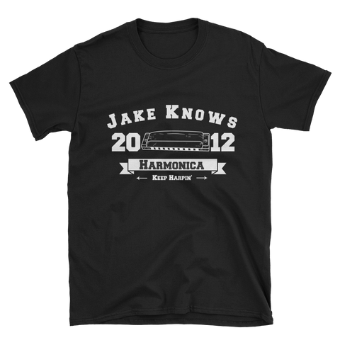 Jake Knows 2012 T-Shirt