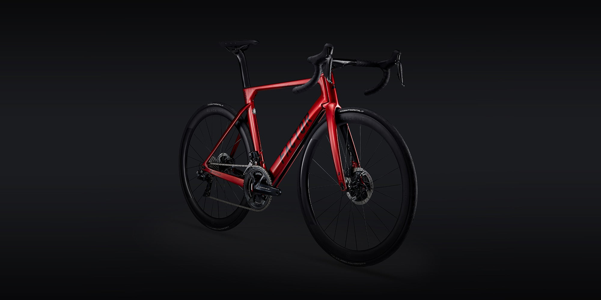 Factor One disc Red