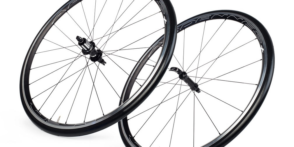 HED Ardennes Plus GP, Shimano 11 speed wheelset