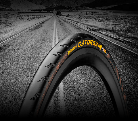 Continental Ultra Gatorskin tire - 700x28 foldable - black