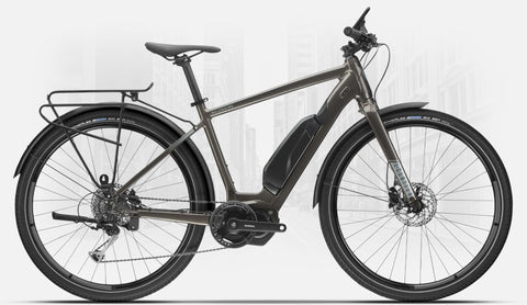 Devinci E-Cartier, vélo à assistance électrique - electric-assist bicycle