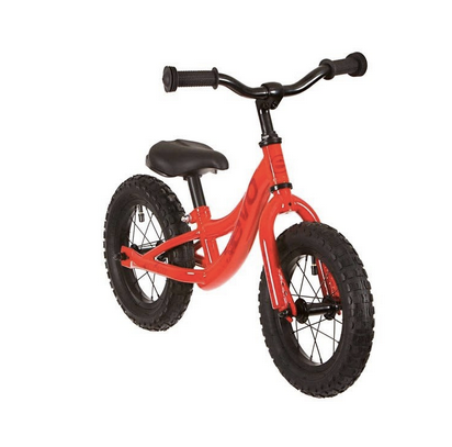 EVO Beep Beep, RUN BIKE enfant, orange/rouge