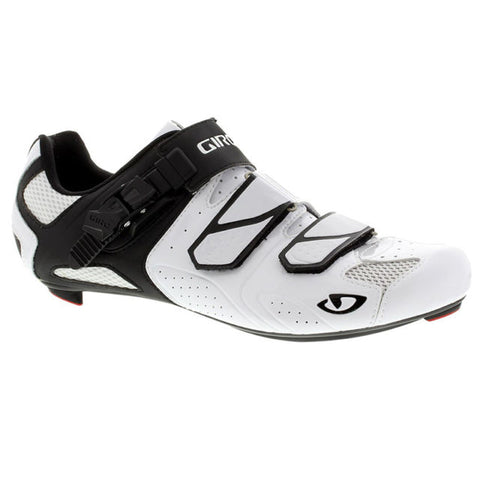 Giro Trans Road Shoes - White/Black
