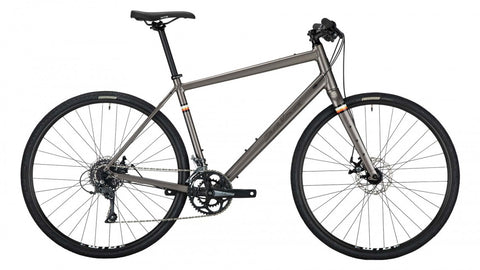Salsa Journeyman Flat Bar 700, Shimano Claris