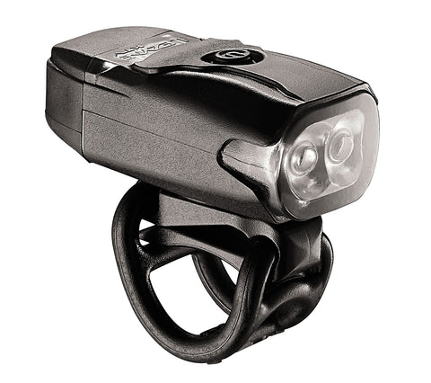 Lezyne LED KTV Drive Light, front, black