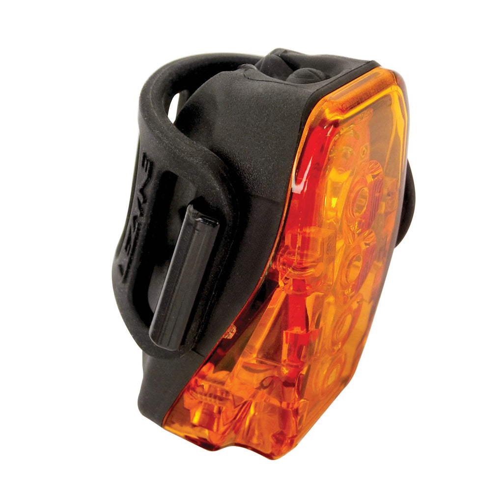 Lezyne LED Laser Drive Light, rear, black