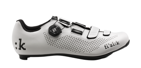 Fizik R4B Uomo Road Shoe - White