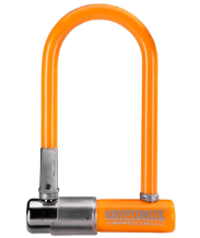 Kryptonite KRYPTOLOK Series 2 MINI-7 u-lock, orange