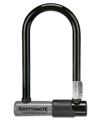 Kryptonite KRYPTOLOK Series 2 MINI-7 u-lock