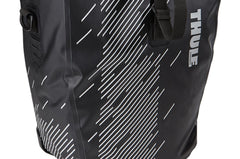 THULE sacs panniers Shield pannier bag set, Petit/Small, noir
