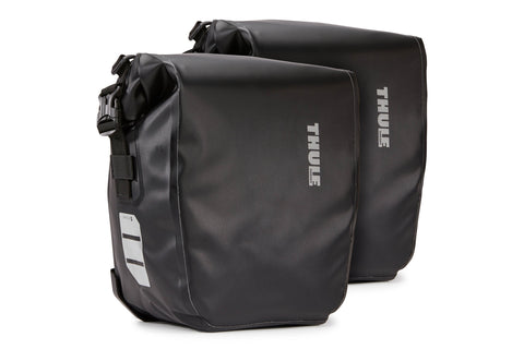 sacoches THULE Shield saddle bag set, 13L, noir