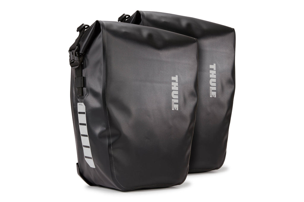 sacoches THULE Shield saddle bag set, 25L, noir