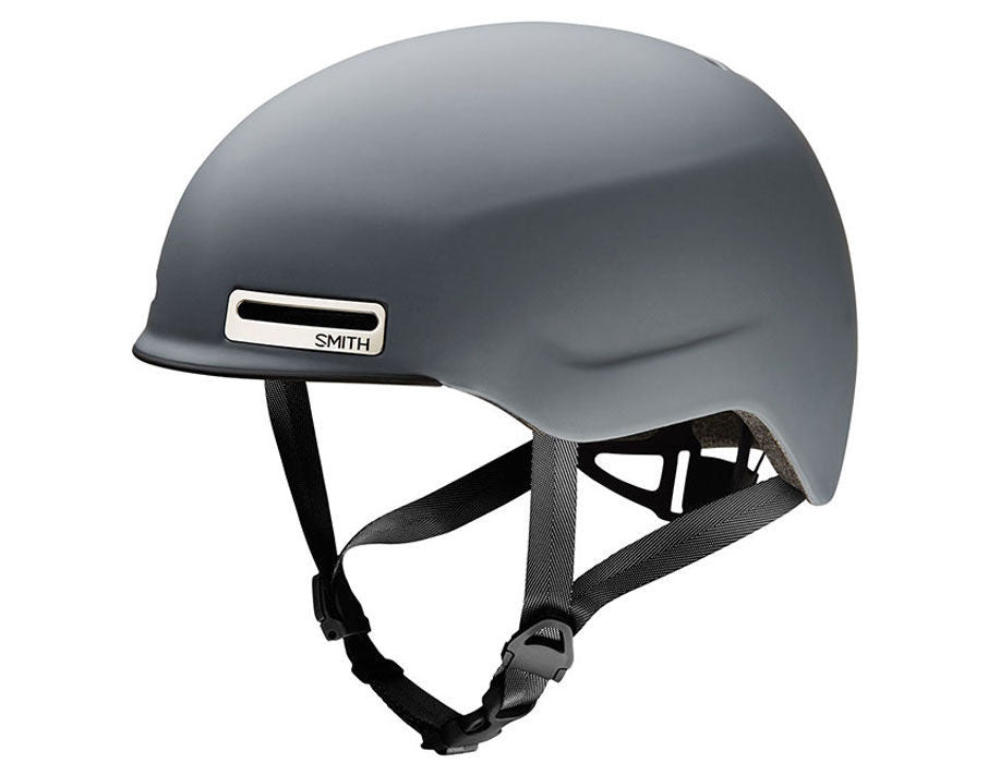 Smith Maze helmet - Matte Charcoal