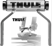 Thule 15mm Thru-Axle rack adapter