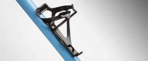 Tacx Deva, Bottle cage, Black