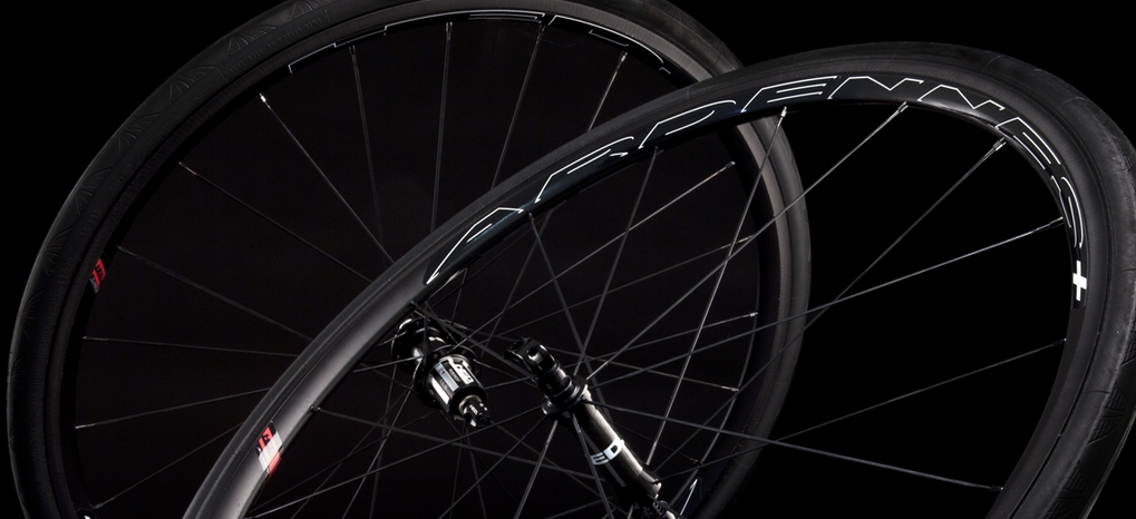 HED Ardennes BLACK, Shimano 11 speed wheelset