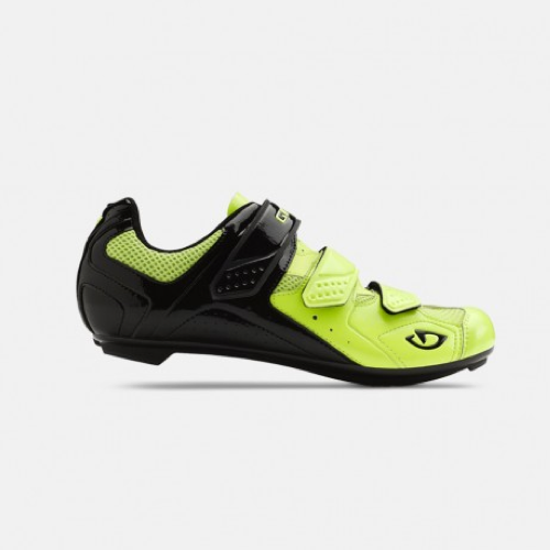 Giro Treble Road Shoes - Yellow