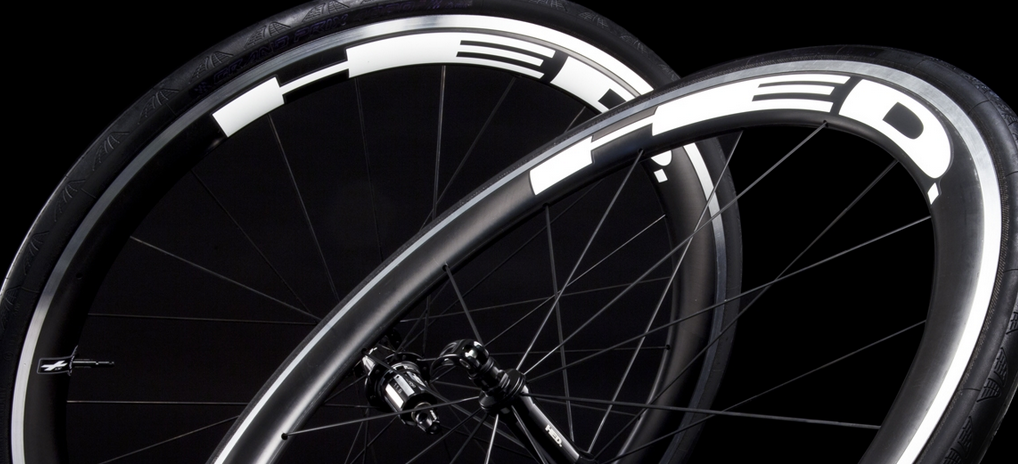 HED Jet 4 Plus, Shimano 11 speed wheelset