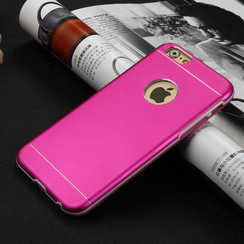 Aluminum IPhone case,Drop Protection, Aluminum PC Tpu,IPhone 6 case,iPhone 6 Plus Case,