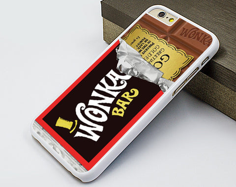 Creative iphone 6 case,chocolate iphone 6 plus case,idea iphone 5s case,wonka bar iphone 5c case,chocolate iphone 5 case,new iphone 5c case,personalized iphone 4s case,cool iphone 4 cover