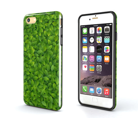 Tough iPhone 6S Plus Case,greenery iPhone 6S Case,iPhone 6 Case,Tough iPhone 5S Case