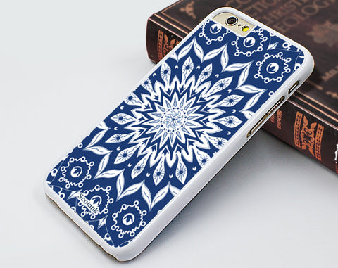 Scotank Blue Flower iphone 8 plus case,iphone 6 case,vivid iphone 5s case,fashion iphone 5c case,idea iphone 5 case,personalized iphone 4s case,new design iphone 4 case