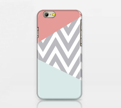 Iphone 6 Plus Casepink Blue Chevron 6beautiful 5snew 5c Casegeometrical 5chevron 44s Casesamsung Note 2color