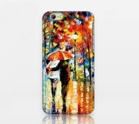 iphone 6 plus case,sweet painting iphone 6 case,lovers in rian painting iphone 4 case,4s case,vivid painting iphone 5s case,art iphone 5c case,fashion iphone 5 case,samsung Note 4 case,Note 2,personalized samsung Note 3 Case,Sony xperia Z2 case,beautiful - top2case