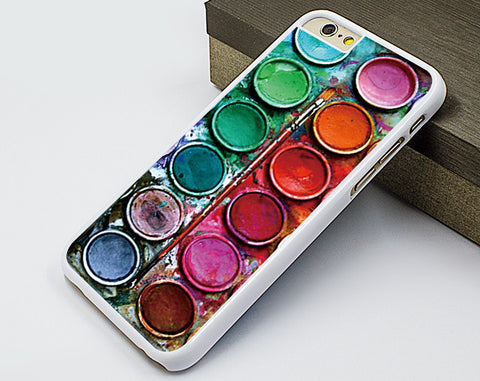 pigment iphone 6 case,painting iphone 6 plus case,paint box iphone 5s case,most popular iphone 5c case,colorful iphone 4s case,present iphone 4 case