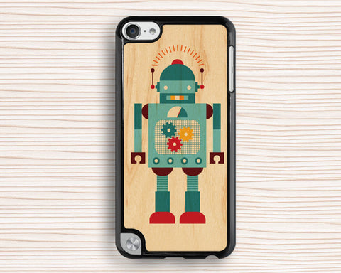 robot ipod case,ipod touch 4 case,robot ipod touch 5 case,art robot ipod 4 case,art ipod 5 case,touch 4 case,touch 5 case