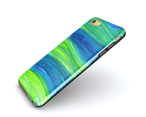 Tough iPhone 6S Plus Case,green stripe iPhone 6S Case,iPhone 6 Case,iPhone 5S Case