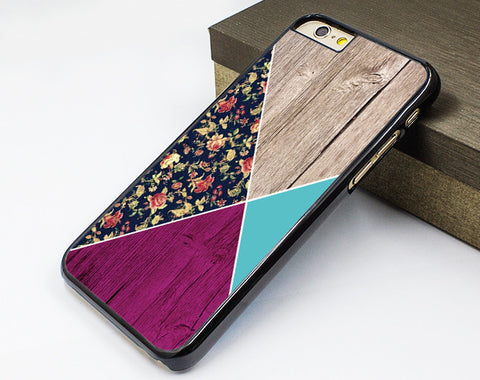 beautiful iphone 6 case,iphone 6 plus case,color wood floral printing iphone iphone 5s case,new design iphone 5c case,art wood style iphone 5 case,vintage floral iphone 4s case,best seller case - top2case