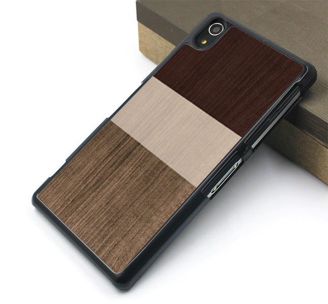 Deep color sony casedrak color wood grain sony z2 casewood sony home products sony coverdark wood sony xperia z casedark color wood xperia z1 casewood grain xperia z2 casegift xperia z3 casechristmas present negle Image collections