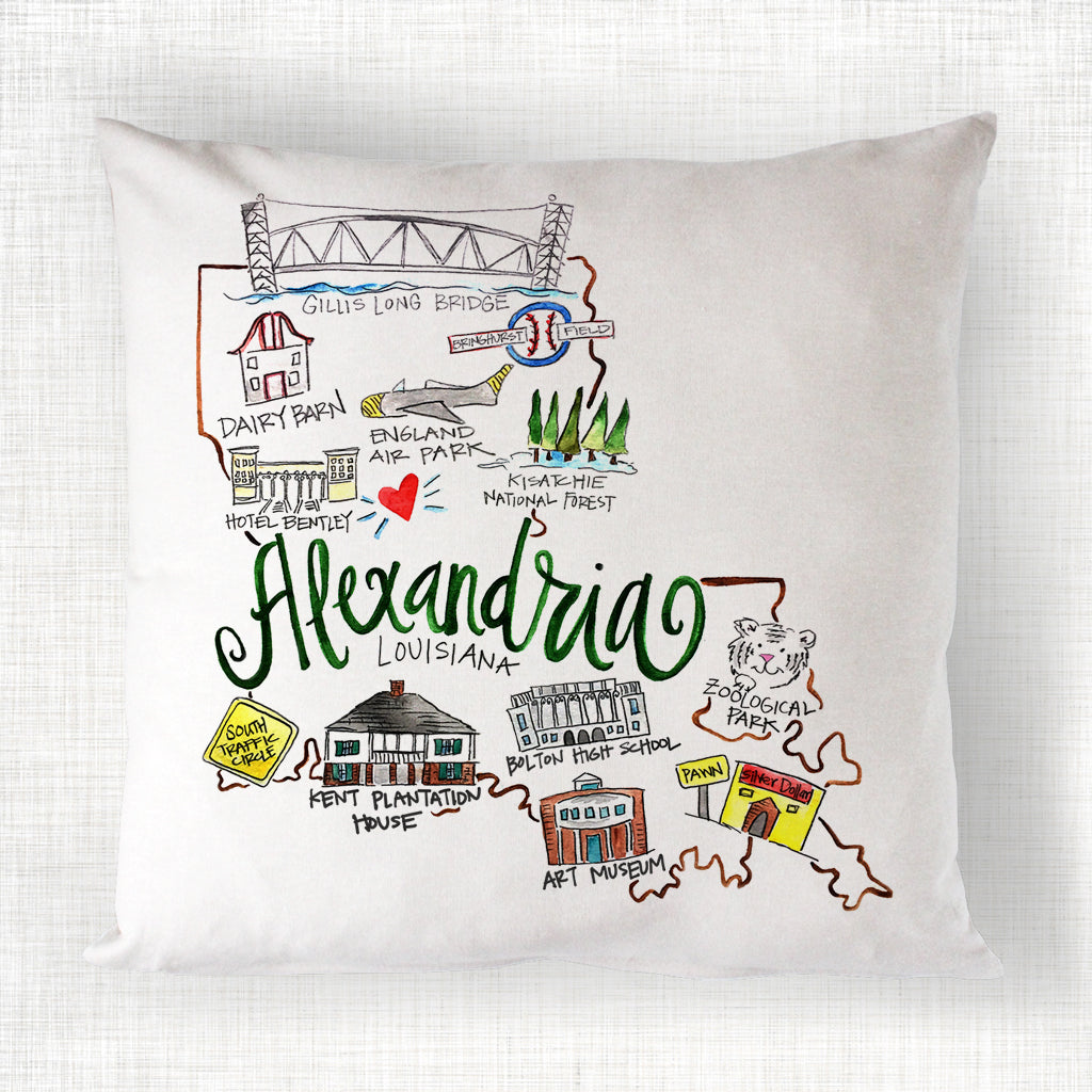 Alexandria Pillow