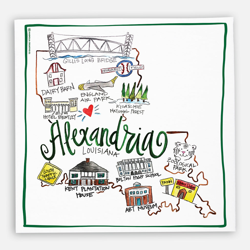 Alexandria Kitchen Towel
