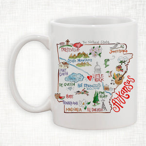 Arkansas Coffee Mug