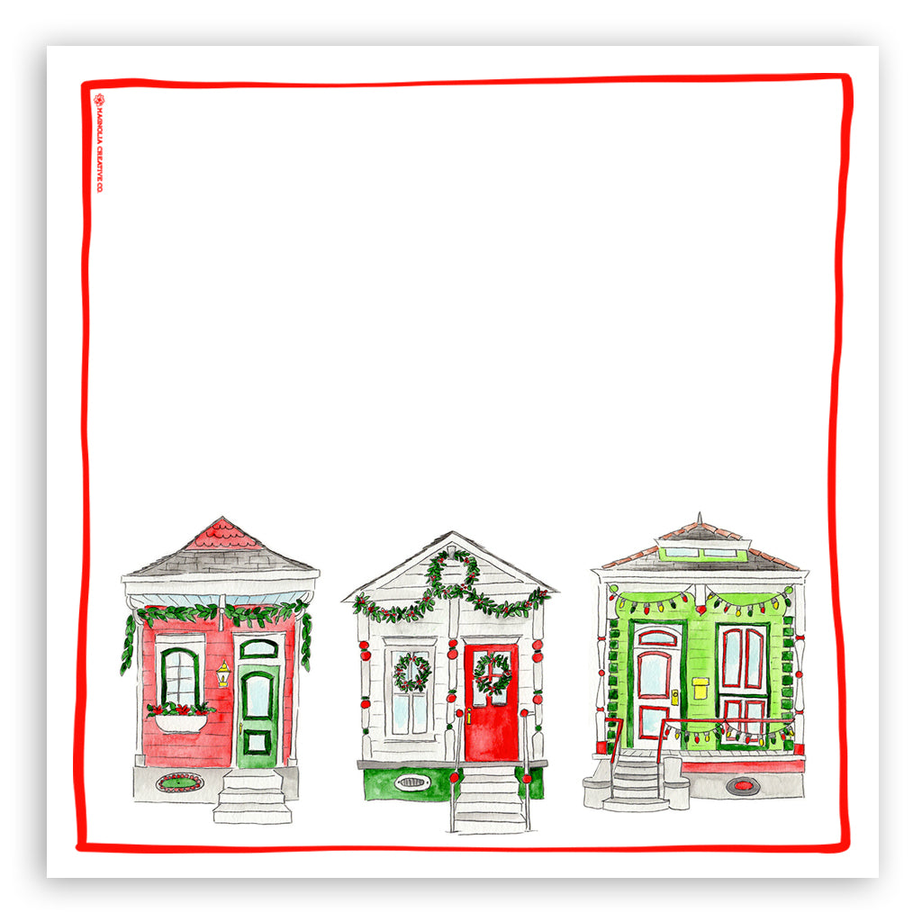 Christmas Shotgun Kitchen Towel