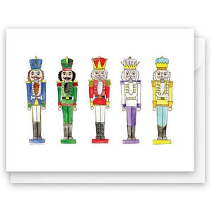 Nutcracker Card
