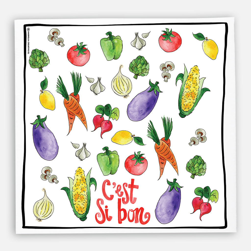 C'est Si Bon Kitchen Towel