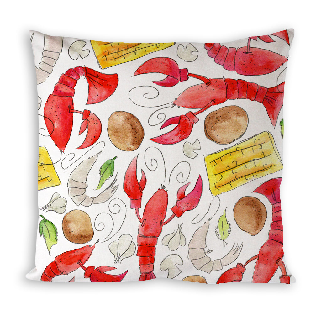 Crawfish Pillow